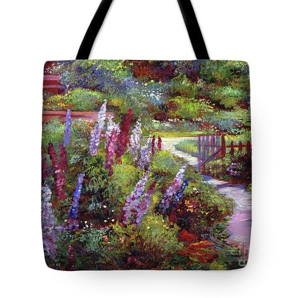 Blooming Splendor Tote Bag