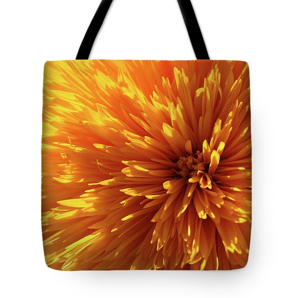 Blooming Sunshine Tote Bag