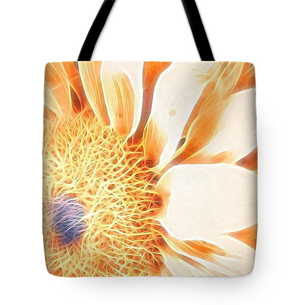 Bloomlit Tote Bag