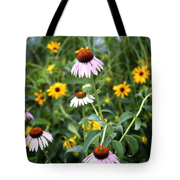Blooms Tote Bag