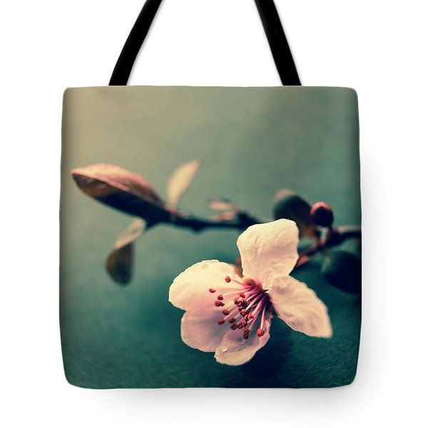 Blossom Tote Bag by Caitlyn Grasso