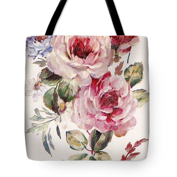 Blossom Series No. 1 Tote Bag