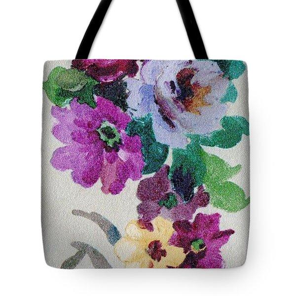 Blossom Series No.6 Tote Bag