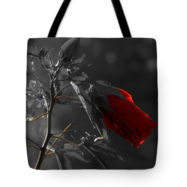 New Life Tote Bag by Sherman Perry