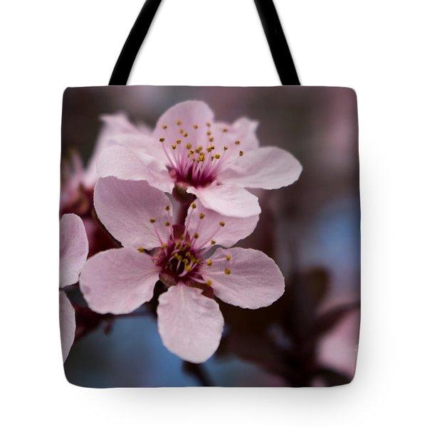 Blossom Trio Tote Bag