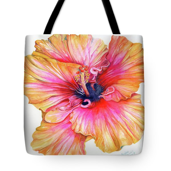 Blossomed Tote Bag