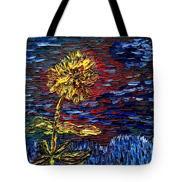 Blossoming Soul Tote Bag