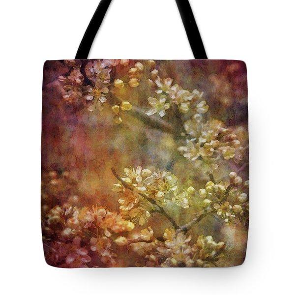 Blossoms 9664 Idp_2 Tote Bag