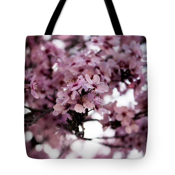 Blossoms Tote Bag