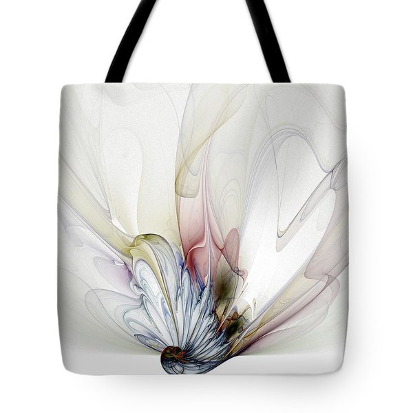 Blow Away Tote Bag by Amanda Moore
