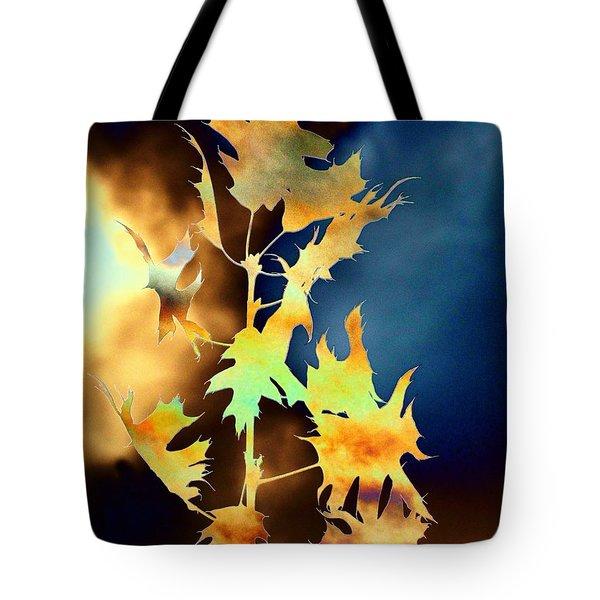 Blowin In The Wind II Tote Bag