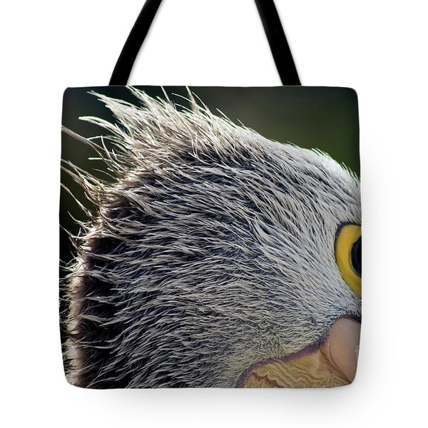 Tote Bag featuring the photograph Blowin' In The Wind by Stephen Mitchell