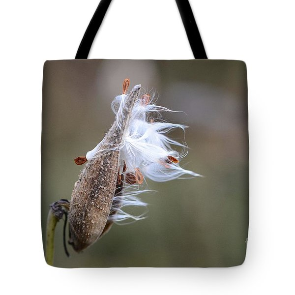 Blowing In The Wind Tote Bag by Cindy Manero