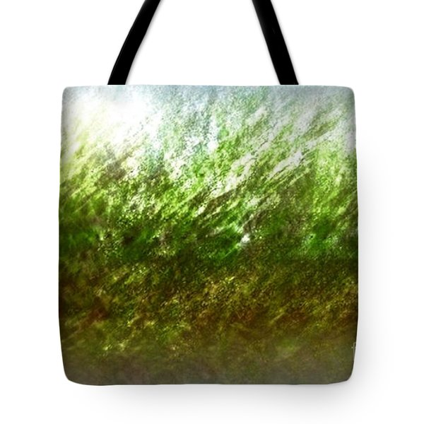 Tote Bag featuring the photograph Blowing In The Wind by John Krakora