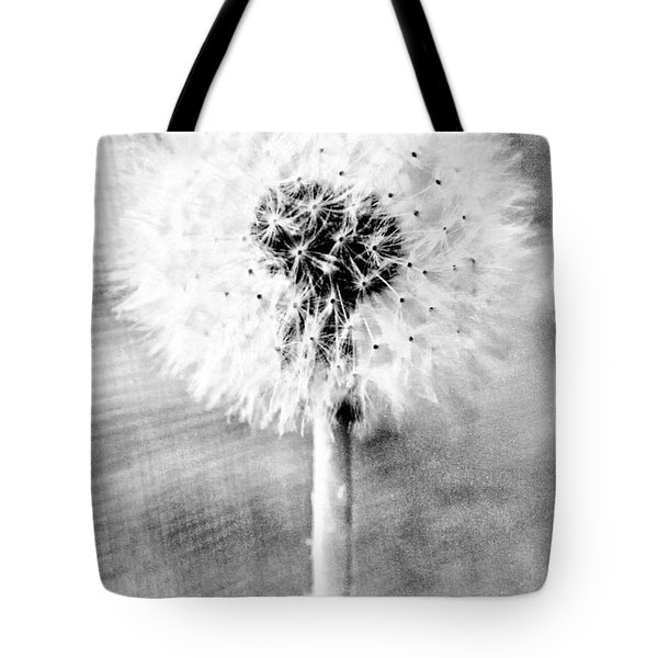 Blowing In The Wind Pencil Effect Tote Bag