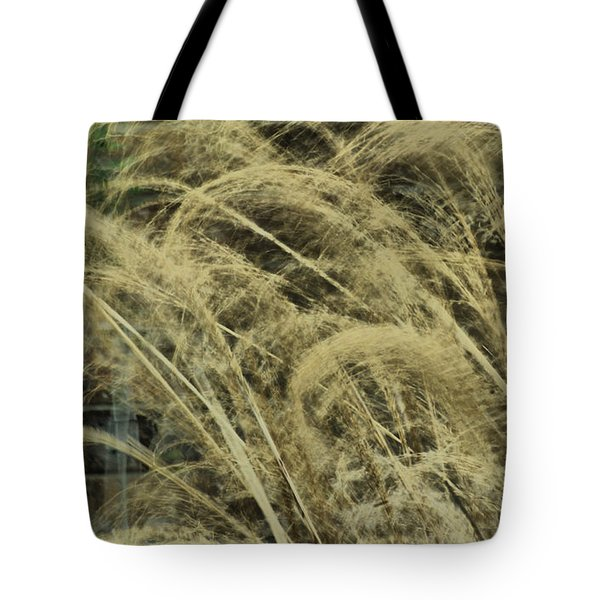 Blowing In The Wind Tote Bag by Rick Friedle