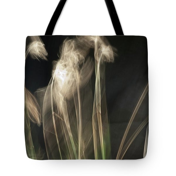 Tote Bag featuring the photograph Blowing In The Wind by Roger Mullenhour