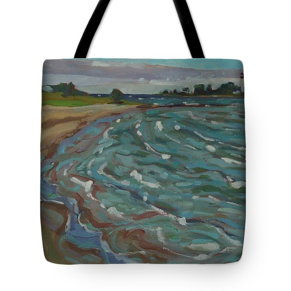 Blown Away Southampton Beach Tote Bag