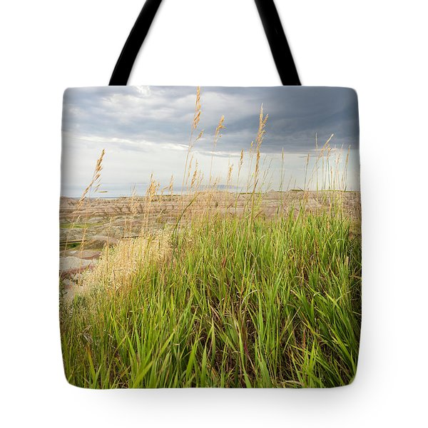 Blown By The Wind Tote Bag
