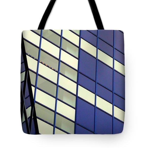 Blue 1114 Tote Bag
