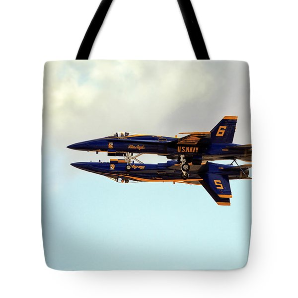 Blue Angels 1 Tote Bag