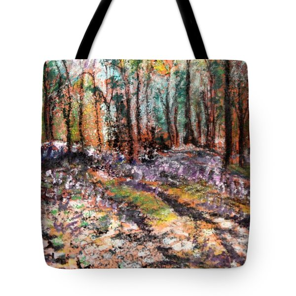 Blue Bell Woods Tote Bag
