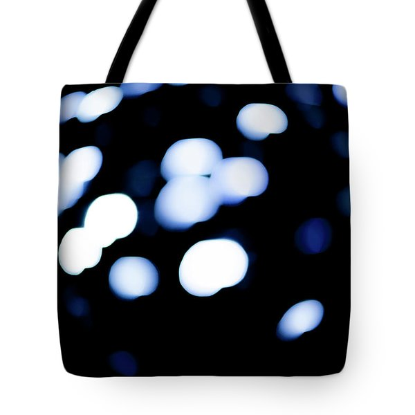 Blue Black, No.1 Tote Bag