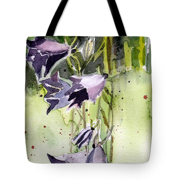 Blue Bonnets Tote Bag