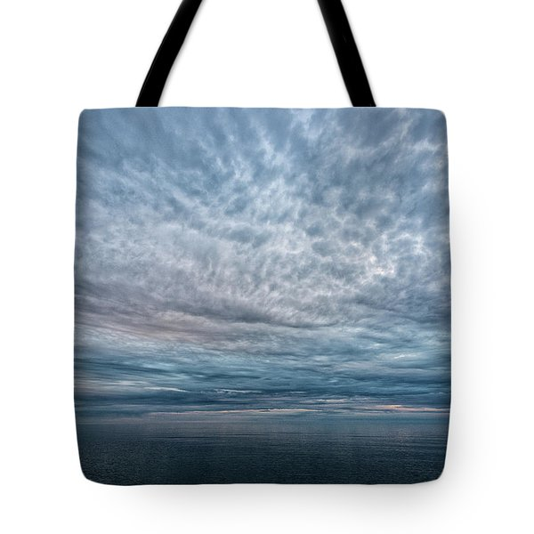 Blue Calm Tote Bag