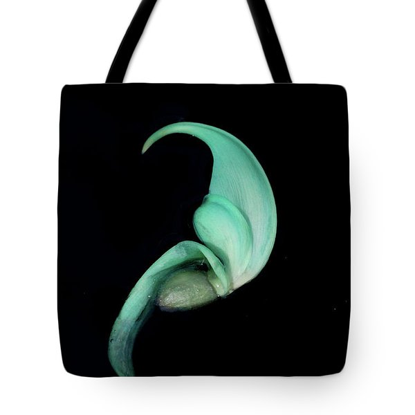 Blue Claw Tote Bag