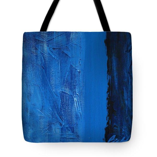 Blue Collar Tote Bag