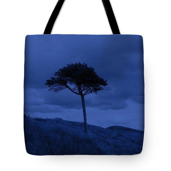Blue Dawn Tote Bag