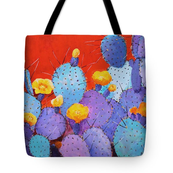 Blue Flame Companion 1 Tote Bag
