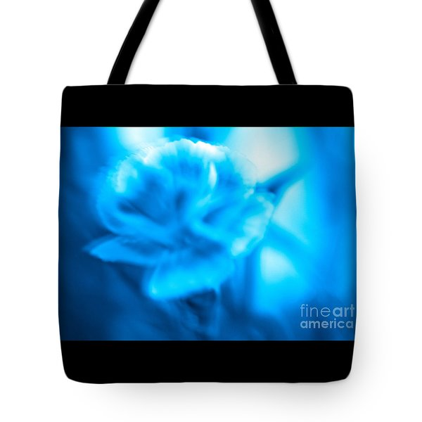 Blue Heaven Tote Bag by Cathy Dee Janes