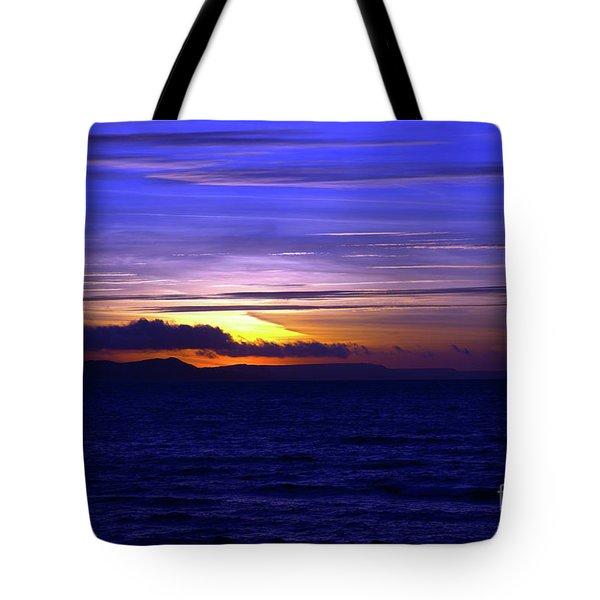 Blue Heaven  Tote Bag by Baggieoldboy