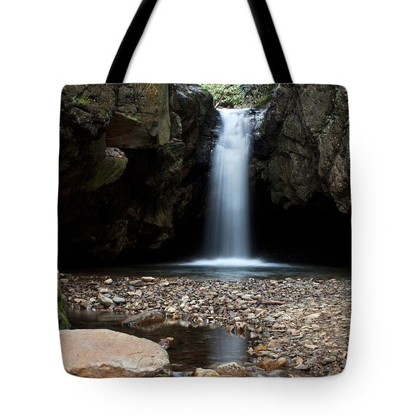 Tote Bag featuring the photograph Blue Hole In Spring #2 by Jeff Severson