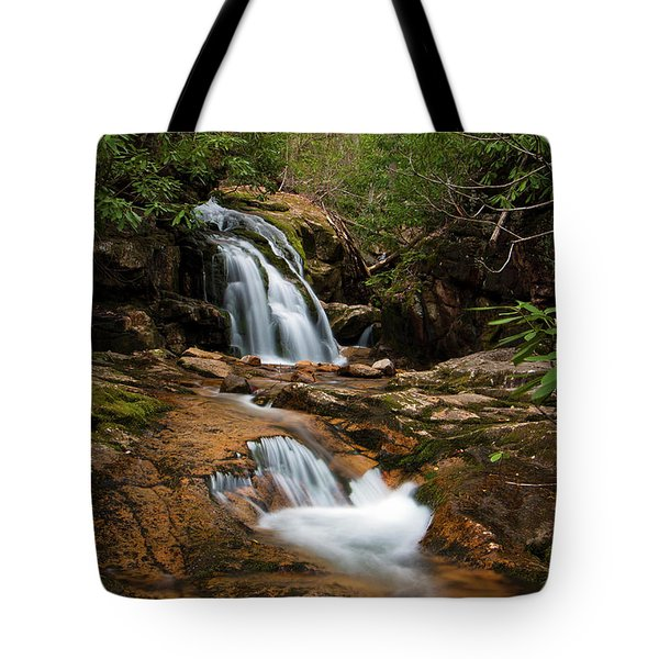 Blue Hole In Spring 2017 II Tote Bag