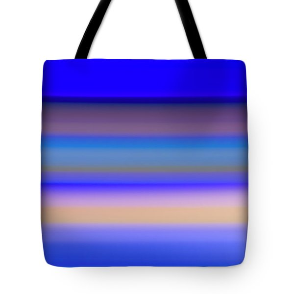 Blue Hour Tote Bag