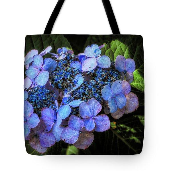 Blue In Nature Tote Bag