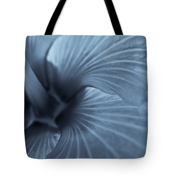 Tote Bag featuring the photograph Blue Lagoon by Tom Vaughan
