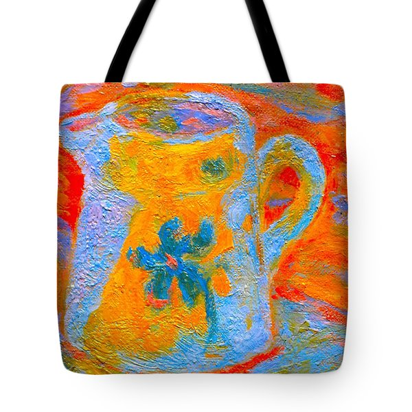 Blue Life Tote Bag