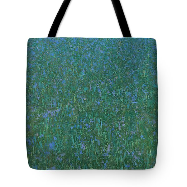 Blue Meadow 2 Tote Bag
