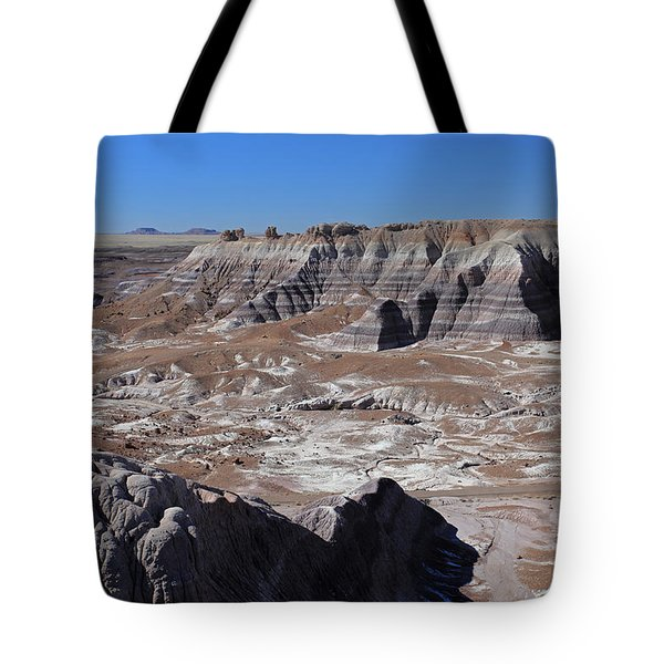 Tote Bag featuring the photograph Blue Mesa by Gary Kaylor
