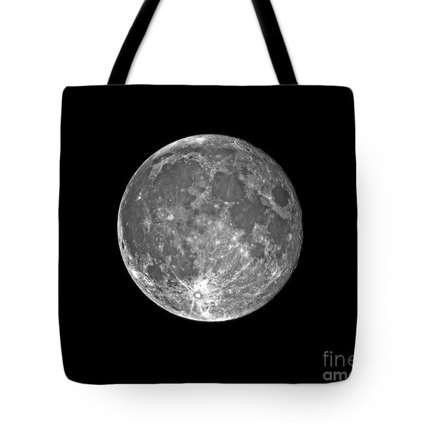 Blue Moon 07/31/2015 Tote Bag
