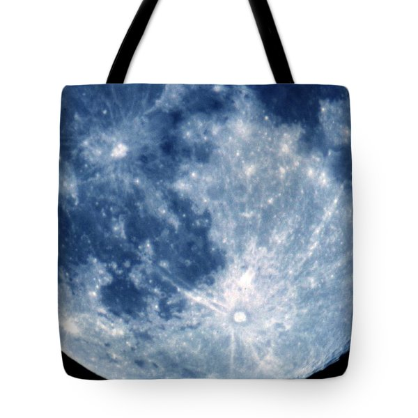 Blue Moon 7-31-15 Tote Bag