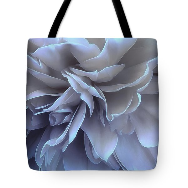 Tote Bag featuring the photograph Blue Moon by Darlene Kwiatkowski