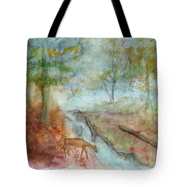 Blue Ridge Mountains Memories Tote Bag