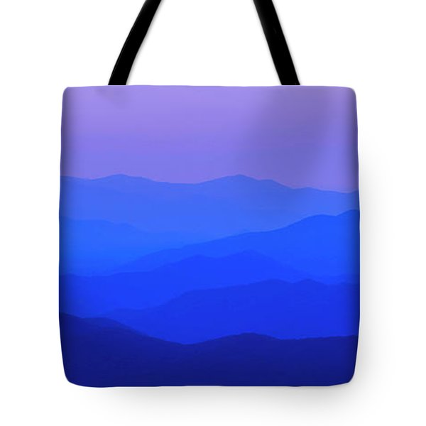 Blue Ridge Spring 08 Tote Bag