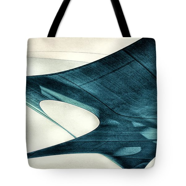 Blue Sails Tote Bag