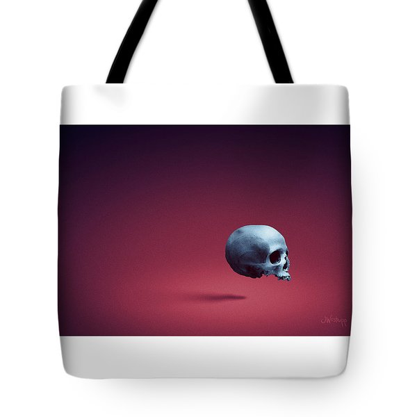 Tote Bag featuring the photograph Blue Shell by Joseph Westrupp
